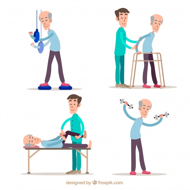 Physical therapy for senior adults in Westchester County NY
