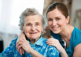 A Home Health Aide can help your Mother safely age in place.