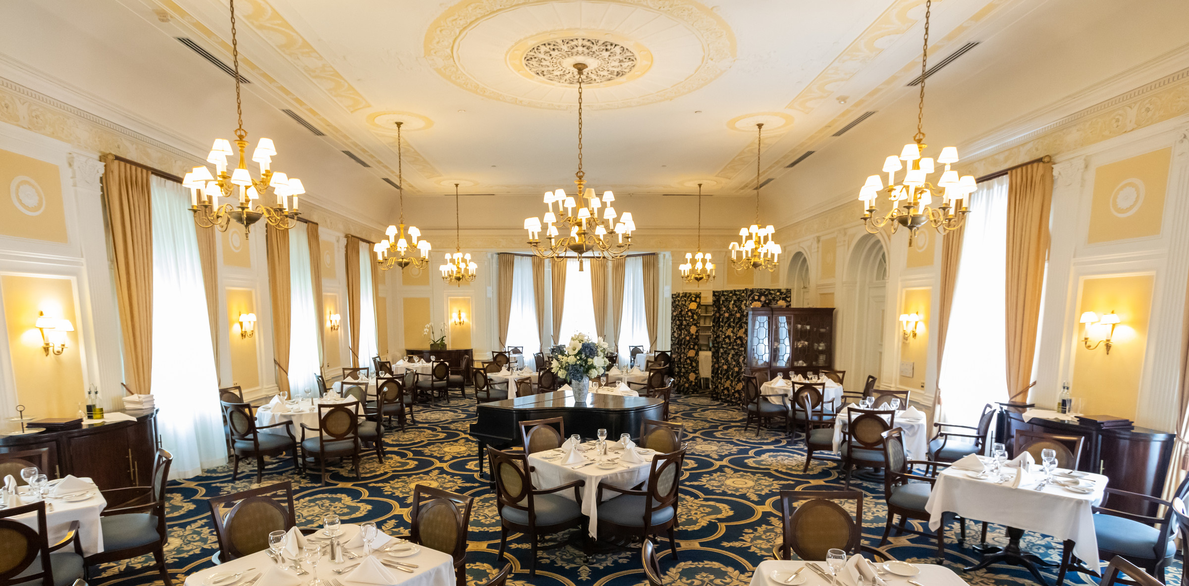 Formal Dining Room Reservations The Osborn