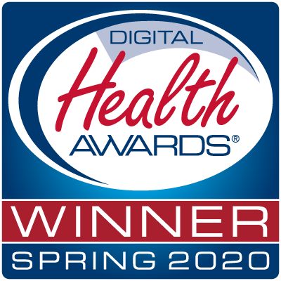 Digital Health Awards Winner - Spring 2020