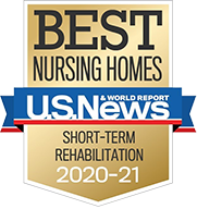 US News Best Nursing Homes - Short-Term Rehabilitation 2020-21